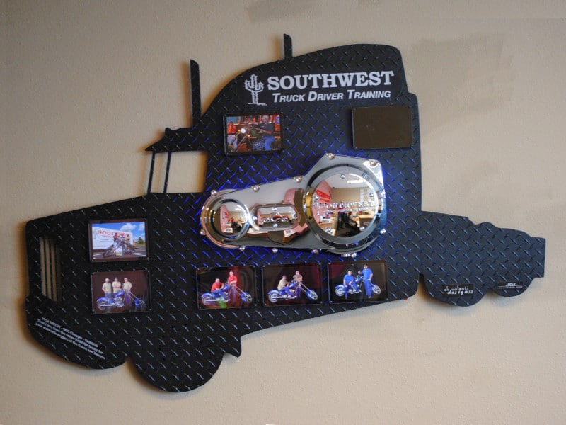 Southwest Award Plaque