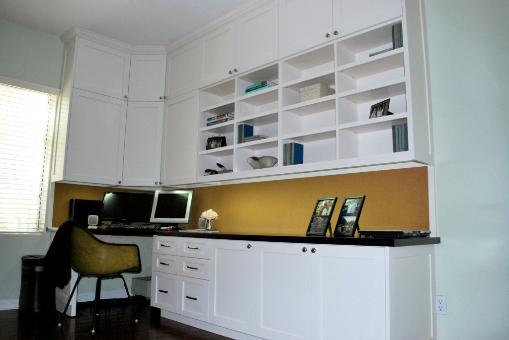 Home office built-in