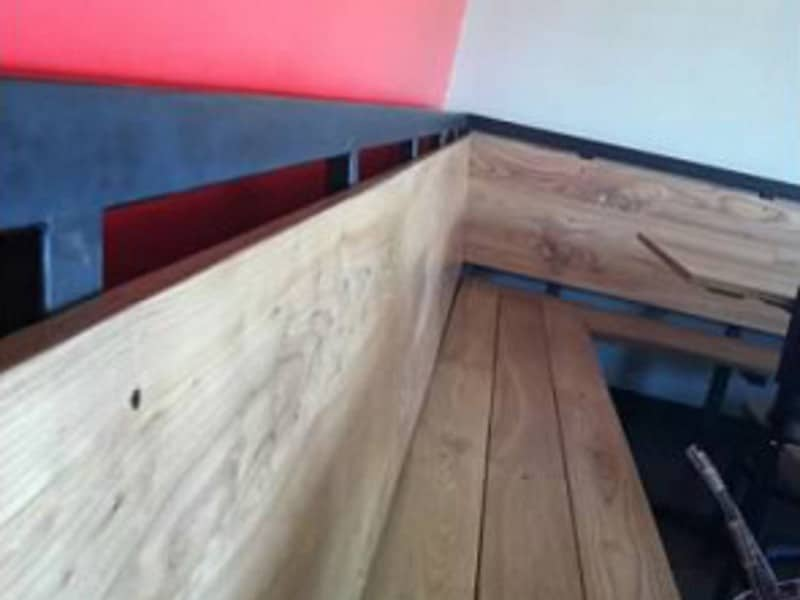Industrial Bench Seating