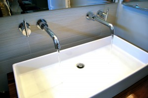Dual faucets